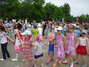 фото день защиты детей Степное