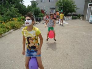 клоун и клоунята 011